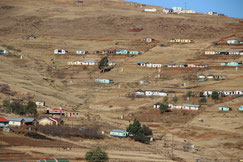 en pays Xhosas