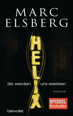 Cover: Helix von Marc Elsberg