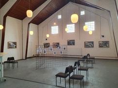 Blick in die Ausstellung. Foto: A. Ehresmann, 2021