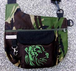 Gassitasche,  Tasche , Hund, Australien Sheperd