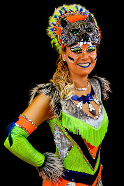 Indianer tanzen heute Nacht und feiern bis der Wolf erwacht (2019)