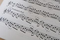 アイリッシュ リール 楽譜