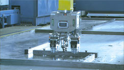 Robot recogida encofrados