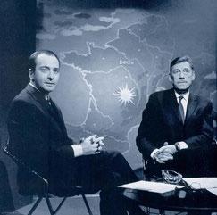 Le premier bulletin météo télévisé