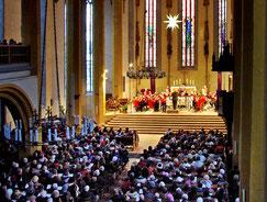 Christvesper 2010 in der Stadtkirche