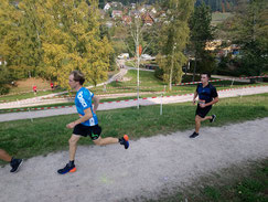 Cross-Trail-Lauf in Baiersbronn