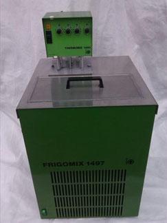 BBraun Frigomix 1497 incl. Thermomix 1480 für die Chromatographie/ Chemie