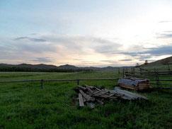 steppes en Mongolie -circuit en Mongolie - voyage transsibérien