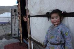 chez les nomades - circuit en Mongolie - voyage transsibérien