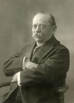 Der Gründer des Verlages J.Neumann-Neudamm