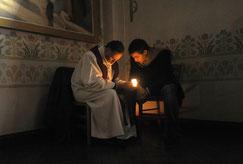 sacrement réconciliation confessions paroisse saint latuin cathédrale séez sées église catholique