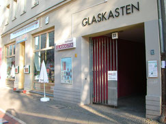 """Glaskasten"", Prinzenallee 33, © Diana Schaal"