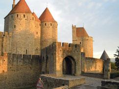 Ingrid Sparbier, guide de Carcassonne, guide de Toulouse
