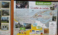 Ingrid Sparbier, guide du Pays Cathare, visites guidées en français, anglais et allemand
