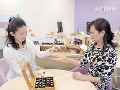 高久☆陽子協会代表(左)