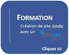 formation sur Jimdo et social media