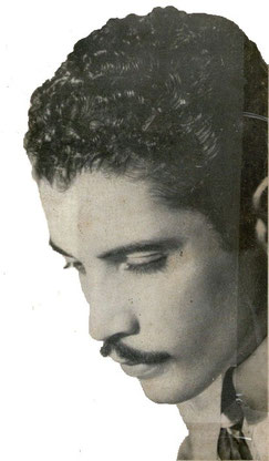 Daniel Santos en Venezuela - 1956.