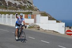 Ziel in Gibraltar