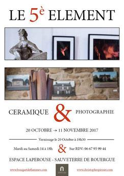 Image de l'Expo 2017 à Sauveterre de Rouergue -  Bouquet de Flammes -