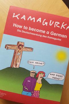 Kamagurka-Schau in der Caricatura