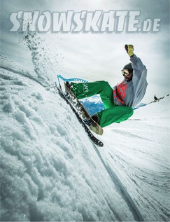 David Reinthaler Snowskate Slash
