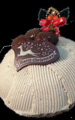 苺タルトクリスマス