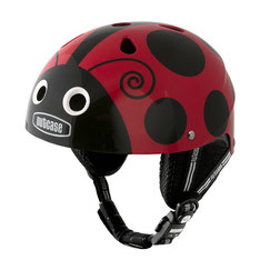 Little Nutty Ladybug mit Ear-Pads