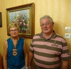 Noces d'or de M. Jean-Claude BRILLET et Mme Josiane MARTELLE