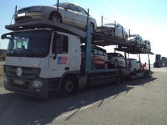 Possibilité de dépôt transporteur pour votre transport de voiture France/Réunion avec Long-Cours.