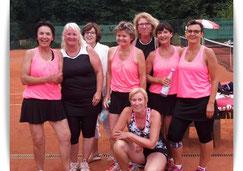 Damen 50 - Aufstiegsmannschaft in die Oberliga