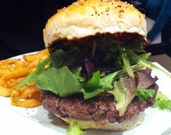 Burger du Café Latéral