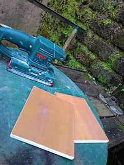 lavorare il legno handmade