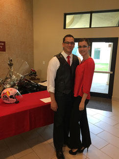 Salim and Jacqueline Sanchez live in Apopka, FL and have been married for  just over a year. They are members at Spring Meadows SDA church in Winter  Springs, ...