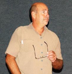 Franck Degaugues ingénieur en environnement