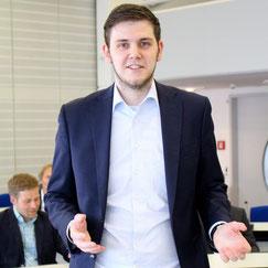 Fordert mehr Beitragsgerechtigkeit: FDP-Fraktionsvorsitzender Patrick Büker