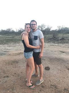 Marc Steckler mit seiner Lena