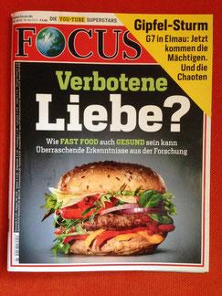 Der Focus-Titel vom 30. Mai 2015 / Nr. 23/15