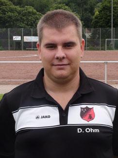 Dennis Ohm tritt als Trainer zurück.