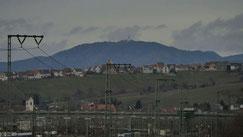 Leichte Hügellandschaften sind charakteristisch für das Markgräflerland: Hier bei Tannenkirch