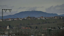 Leichte Hügellandschaften sind charakteristisch für das Markgräflerland: