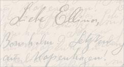 Leseprobe »Briefe an Ellinor« - Klick!