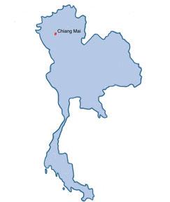 Thailand - Chiang Mai - Weltreise Blog und Reiseziele - Travel um die Welt