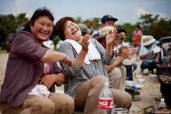 グリーンイメージ大賞を受賞した「遺言 原発さえなければ」 (c) NODA Masaya