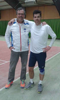 Gert Vigener und Achim Hoss