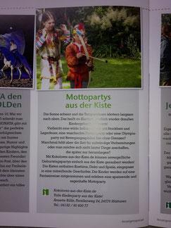 Artikel über Kokolres-aus-der-Kiste.de im Stoppelhopser