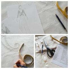 dessin-robe-de-mariee-patronage-creation-fabrication-prototype-emmanuelle-gervy