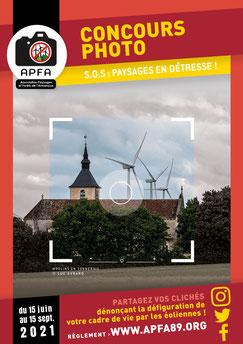 Concours photo - S.O.S. : Paysages en détresse