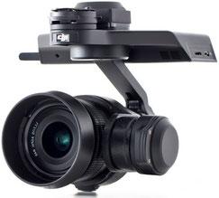 Kamera für die TV-Drohne in Full-HD DJI Inspire X5R