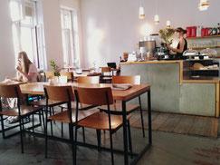 Top 5 cafés of Friedrichshain