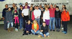 Das Verladeteam unserer Herbstsammlung 2015